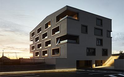 Gdw architectes sa cabinet d architecture à romont
